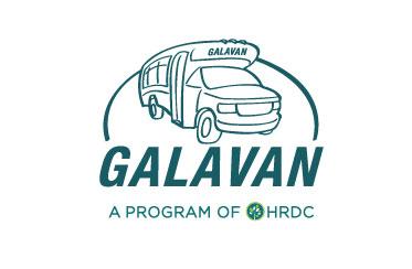 Galavan HRDC logo